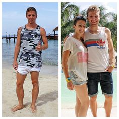 #SecretsAura loved having Asier Illarramendi and Iker Muniaín! How did they relax on their vacation? Check it out!