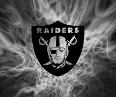Oakland Raiders Logo, Raiders Football, Oakland Athletics, Raiders Wallpaper, Logo Wallpaper Hd