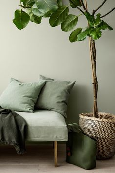 The new Jotun Lady colors are here, and the new chart is called Rhythm of Life. Because life at home has its own pulse, a rhythm that effects the way we live, choices we take and how we see the world. Jotun Lady, Color Trends 2018, 2018 Color, Green Rooms, Deco Design, Wall Colors, Colours, Paint Colors, Home Design
