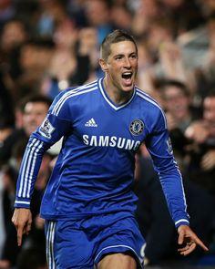 Fernando torres Chelsea fc