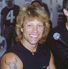 Jon Bon Jovi. Sooo cute . @santah_nascimento   Instagram