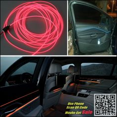 29.46$  Buy here - http://alix13.shopchina.info/go.php?t=32571464139 - For Chevrolet Onix Car Interior Ambient Light Panel illumination For Car Inside Tuning Cool Strip Refit Light Optic Fiber Band 29.46$ #aliexpresschina