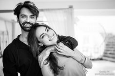 Haider and Meera are saying Hello :) #tanhaiyan #BarunSobti #SurbhiJyoti