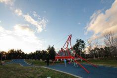 Yerrabi Ponds, Gungahlin, Canberra.