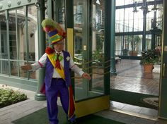 Doorman at Disney's Port Orleans French Quarter #DisneyResorts #PortOrleans #FrenchQuarter #POFQ #DisneyWorld