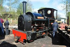 Narrow Gauge Heaven: information on UK and worldwide narrow gauge railways