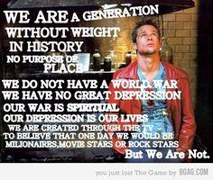 Fight Club Quote