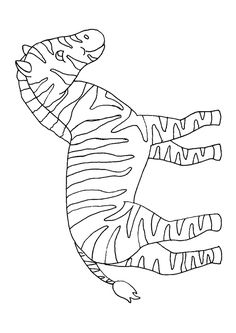 Free Printable Zebra Coloring Pages For Kids Zebra Coloring Pages, Coloring Pages For Kids, Colouring, Preschool Themes, Preschool Art, Applique Designs, Quilting Designs, Teddy Bear Crafts, Jungle Crafts