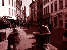 In giro per Bruxelles