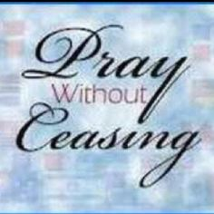 """Prayer"""