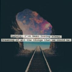 One republic counting stars... amazing song ♥