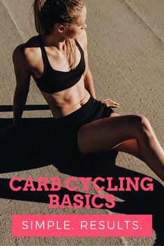 How to eat carbs + burn fat! #hiitburn #carbcycling #nutrition #carbs