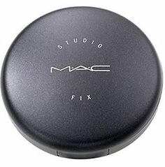 MAC Studio Fix--fast, perfected complexion in seconds thanks to this powder foundation you apply with a brush.