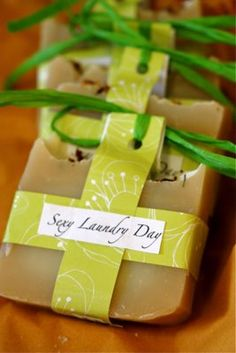 The Soap Bar: Soap Packaging