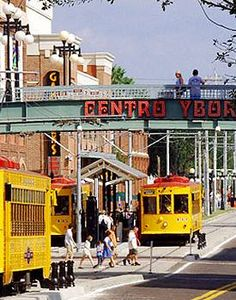#ridecolorfully Ybor City, Florida home of the world famous Columbia Restaurant