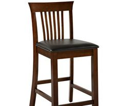 Curtain & Bath Outlet - Triena Collection Craftsman Center Stool