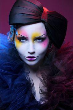 amazing make-up