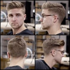 Hairstyle angles