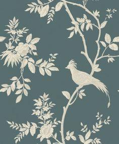 Vliestapete Blumen blau silber Tapeten Rasch Textil Como 327792 online bestellen                                                                                                                                                      Mehr
