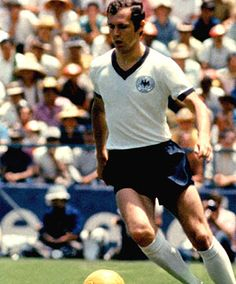 Beckenbauer captained West Germany world cup winning team in 1974 and managed… Fifa, Just Fontaine, George Weah, Roberto Baggio, Paolo Maldini, Kenny Dalglish, Diego Armando, Coaching, German National Team