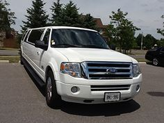 Ford Expedition Stretch SUV Limo
