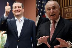 "NYPD Commissioner Bill Bratton lashed out at Ted Cruz on Wednesday, saying the GOP presidential candidate is clueless when it comes to anti-terror policing. ""He doesn't know the hell wh…"