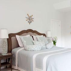 Guest bedroom with en-suite | Guest bedroom idea | housetohome.co.uk