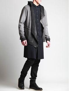 Plush Jacket by SYNGMAN CUCALA