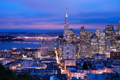 San Francisco. So who's coming with me?