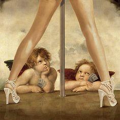 Not so Little Angels by Steve Ash
