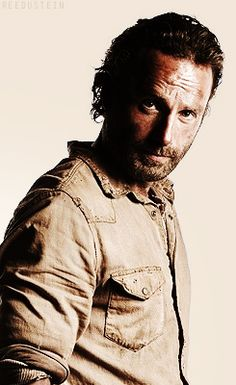 Rick Grimes, S4 actor Andrew Lincoln #TheWalkingDead #AndrewLincoln #RickGrimes