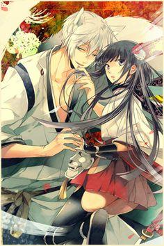 Soushi & Ririchiyo | Inu x Boku SS #illustration #anime #manga