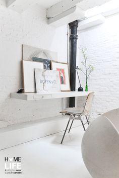 © Paulina Arcklin #interior #home #white