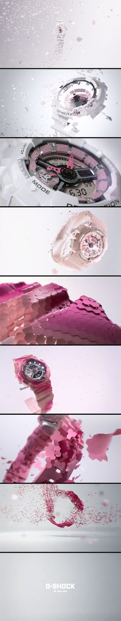 """Logan once again successfully collaborated with G-Shock, developing a campaign launching the G-Shock's S Series ... a new watch collection for women.    """"We're proud to continue our creative partnership with G-Shock,"""" said..."""
