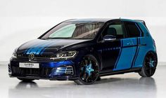 The new VW Golf GTI Hybrid AWD and GTE Concepts