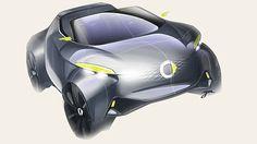 Smart for X Car Design Sketch, Car Sketch, Industrial Design Sketch, Factory Design, City Car, Car Drawings, Automotive Design, Auto Design, Cool Sketches