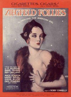Art Deco Vintage Programme Theatre Folies Dramatiques 1920s Entertainment Memorabilia