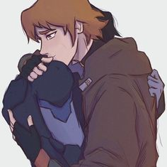 Matt being a big brother to keith while he is gone from voltron (this is all I need in life)