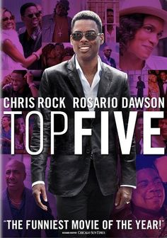 1523 Top Five (2014) 720p BluRay
