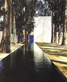 espejos de agua arquitectura -LUis Barragan