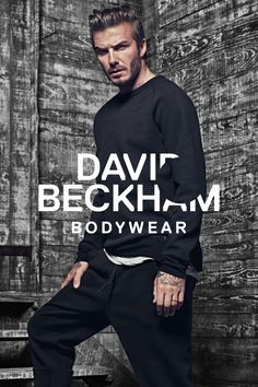 The perfect pieces for lounging at home, leaving the gym, or staying dapper on days off . Click through to see our Bodywear Selected By Beckham! | H&M For Men