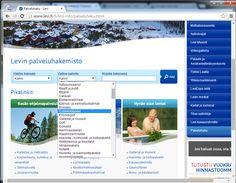 Brändin verkkosisällön koordinointi ja sisällöntuotanto. // Coordinating online data and creating content on website. #web #content #online #coordination #LeviLapland #Levi #MarikaWork