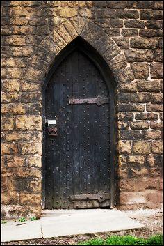 dungeon dooeway | dungeon door | Flickr - Photo Sharing!