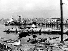 üsküdar sahili salacak 1960