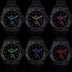 Love what they're doing at the Blackout concept Customize Your own watch #Rolex #daytona #submariner #GmtII #datejust #deepsea #yachtmaster #rolexwatch #blackwatch #blackoutconcept @watchanish @thewatchspotter  @ablogtowatch