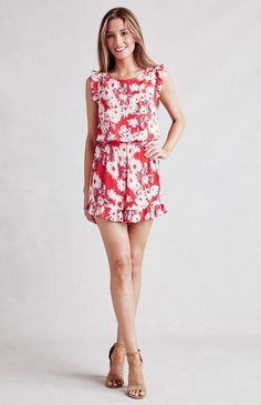 Camden Romper from Paper Crown