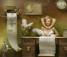 photo: Novelist | photographer: Владимир Федотко | WWW.PHOTODOM.COM