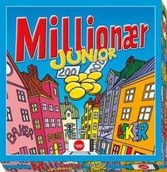 Best pris på Junior Millionær - Se priser før kjøp i Prisguiden