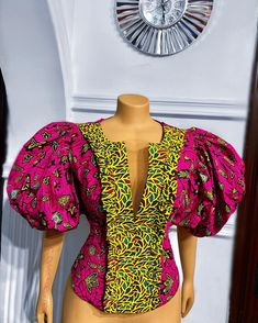 Short African Dresses, African Blouses, African Print Dresses, African Prints, African Fabric, Short Dresses, African Fashion Ankara, Latest African Fashion Dresses, African Print Fashion
