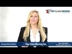 Top Class Moving Company Chicago - Relocation Services -В Top Class Moving